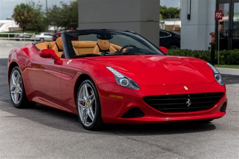 Ferrari's team provides complete assistance and exclusive services for its clients. Used 2016 Ferrari California T For Sale ($149,900)   Marino Performance Motors Stock #214100