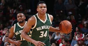 Giannis Antetokounmpo and Jabari Parker Dunk All Over the ...