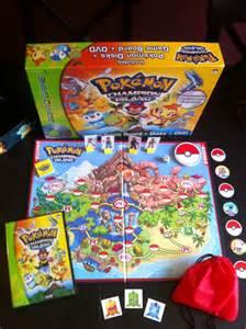 pokemon champion island dvd collectors board game