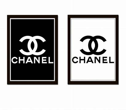 Chanel Coco Prints Posters Decor