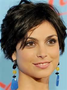 Short Layered Hairstyle Celebrity