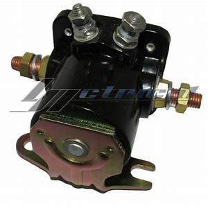 New Starter Hd Relay Winch Solenoid For Early Warn Winch Models Xd9000i 9 5ti