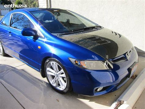 2007 Honda Civic Si K24 For Sale