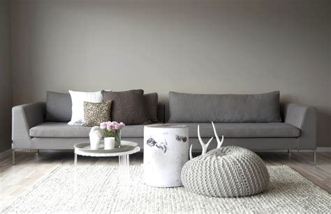 graue sofas haus ideen