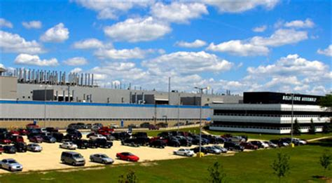 Chrysler Plant Belvidere Il by Morse Electric