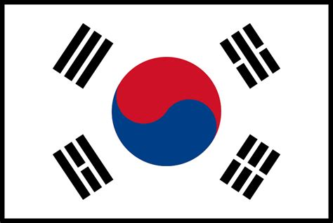 South Korean Flag Wallpaper Fakta Fakta Korea Selatan All About Girls Generation