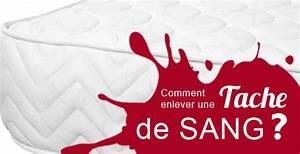 Enlever Tache Matelas Bicarbonate : enlever une tache de sang sur un matelas astuce ~ Melissatoandfro.com Idées de Décoration