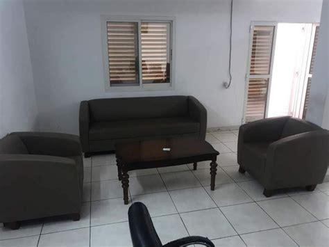 salon mobilier de bureau mobilier de bureau salon sofa 3 pièces à djibouti