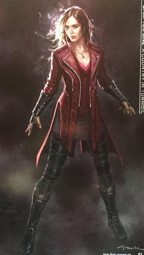 diy scarlet witch costume ideas marvel avengers
