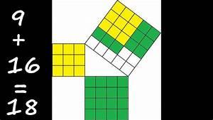 Dimostrazione Del Teorema Di Pitagora Con La Terna 3  4  5