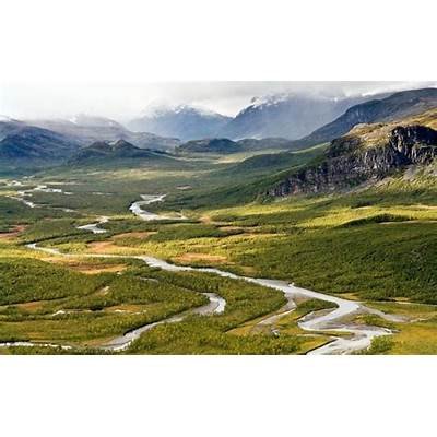 The Rapa River – Alaska of Europe in SwedenPlaces To