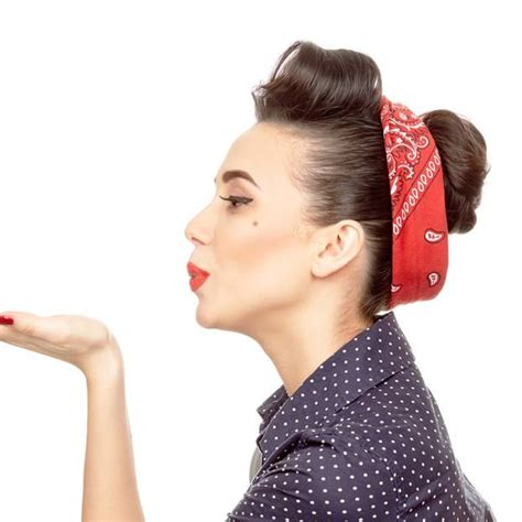 hilfsmittel fuer iger frisuren hinterkopf frisur