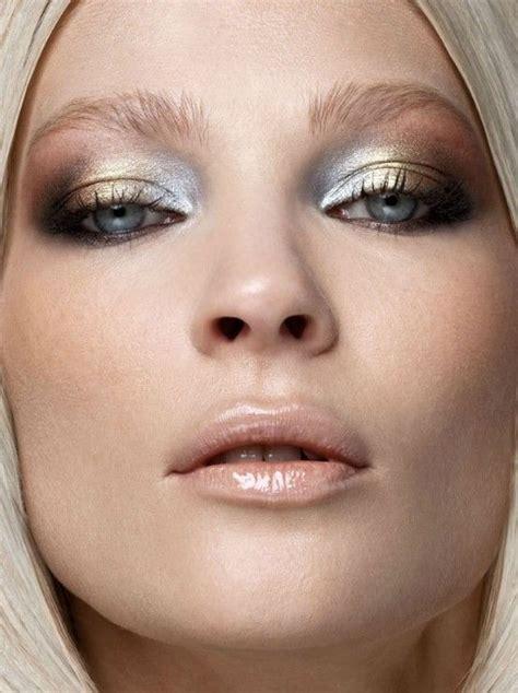 tips    pull  flawless metallic makeup