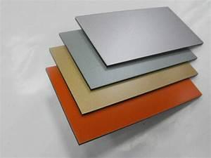 Panneau Composite Aluminium : panneau composite aluminium pvdf litong ~ Edinachiropracticcenter.com Idées de Décoration