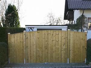 Gartentüren Aus Holz : gropper holz im garten ~ Michelbontemps.com Haus und Dekorationen