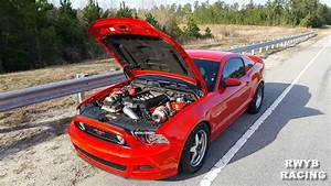 On3 Twin Turbo Mustang 5 0 Vs Vortech V3 Mustang 5 0