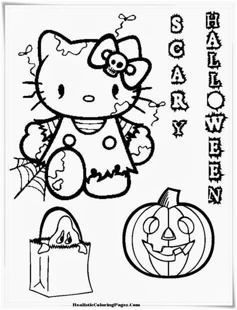 barbie halloween coloring pages  kitty colouring