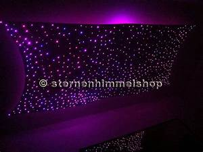 Led Glasfaser Sternenhimmel : led sternenhimmel set 200 lichtfaser infrarotfernbedienung glasfaser optik eur 49 90 picclick de ~ Whattoseeinmadrid.com Haus und Dekorationen