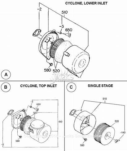 Robin Parts Diagram Air Cleaner Subaru Engine