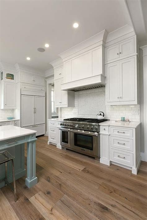 blue kitchen oak cabinets beautifully designed blue and white kitchen features a 4828