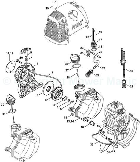 Stihl Ht 101 Parts Diagram