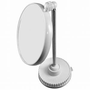 Miroir Grossissant X10 : miroir grossissant original x10 x6 sur pied ou mural ~ Carolinahurricanesstore.com Idées de Décoration