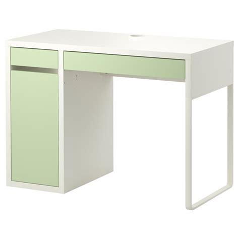 ikea bureau chambre micke bureau blanc vert clair ikea chambre garcon