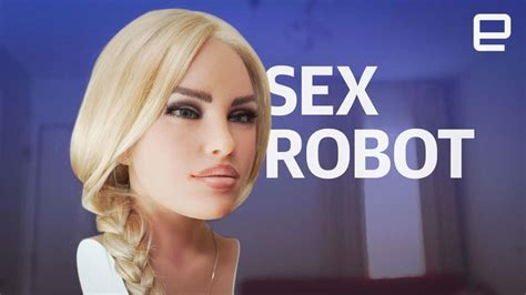 The Truth About Sex Robots Panic Pleasure And A