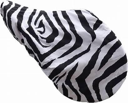 Zebra Saddle Luckypony