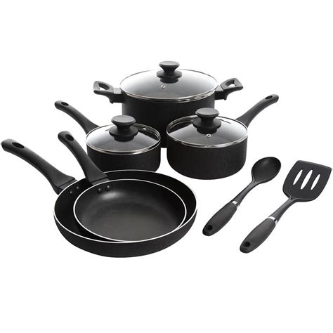 cookware pots pans  cooking utensils collection  home stores  home