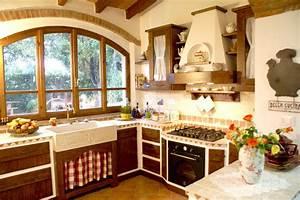 Cucina classica in finta muratura (PP CFM003) Mobili su misura a Firenze Lapi Arredamenti