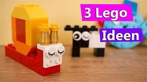 Aufbewahrungsbox Für Lego : lego tiere bauen 3 ideen zum nachmachen f r kinder coole dinge die man aus lego bauen kann ~ Buech-reservation.com Haus und Dekorationen
