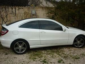 Mercedes Classe C Blanche : troc echange mercedes coupe sport c 220 cdi amg sur france ~ Maxctalentgroup.com Avis de Voitures
