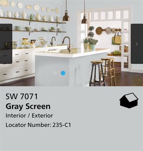 Kitchen Paint App by Screen Capture From The Sherwin Williams Website For Their