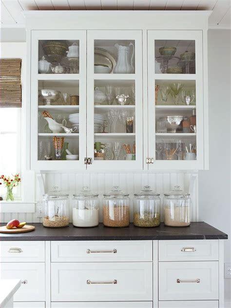 glass kitchen cabinet 25 home improvement ideas 150 glass front 1229