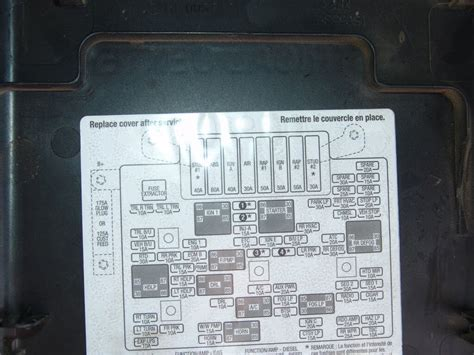 Kenworth T300 Fuse And Relay Box by 2002 Gmc Installing A Fused Battery Lead