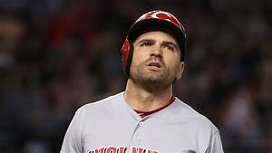 Joey Votto's historic streak comes to an end with Cubs ...