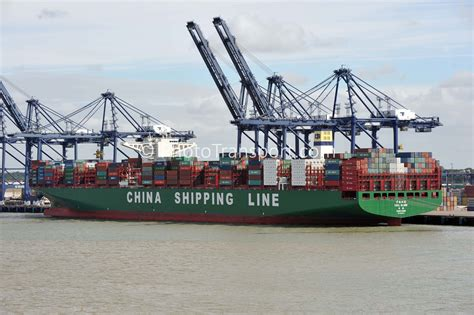 photo gallery  today giant container ships