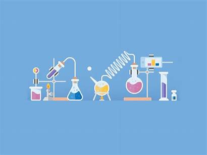 Laboratory Clipart Lab Science Experiment Chemicals Header