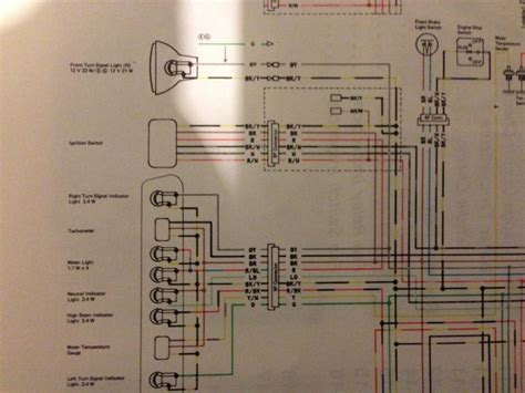 Wiring Diagrams Klx Klr Thumpertalk