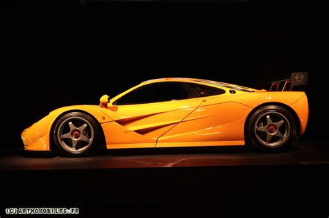 The Mclaren F1 Road Car