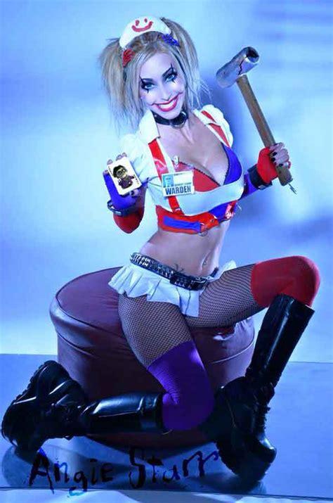 Harley Quinn Arkham Assylum