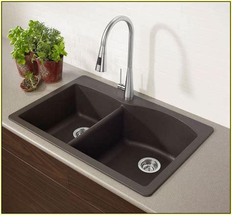 granite composite farm sink undermount kitchen sinks lowes besto blog