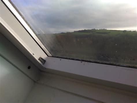 Condensation Fenêtres