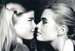 Mariel Hemingway, 14, with her sister Margaux Hemingway in ...