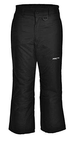 Arctix Youth Snow Pants, Black, Medium – Surfing Holidays