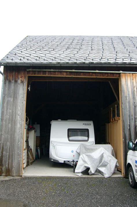 Garage Für Wohnmobil Oder Wohnwagen In Egg Wohnmobile