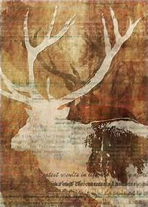 Gemälde Hirsch Modern : ken roko stag story ii keilrahmen bild leinwand hirsch modern kult geweih in m bel wohnen ~ Orissabook.com Haus und Dekorationen