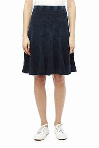 Hard Tail Fit-N-Flare Skirt from New Jersey by Pink Orchid