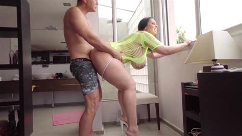 Plus Sized Woman With A Large Ass And Tits Is Fucked
